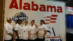 Skills USA Winners 2017