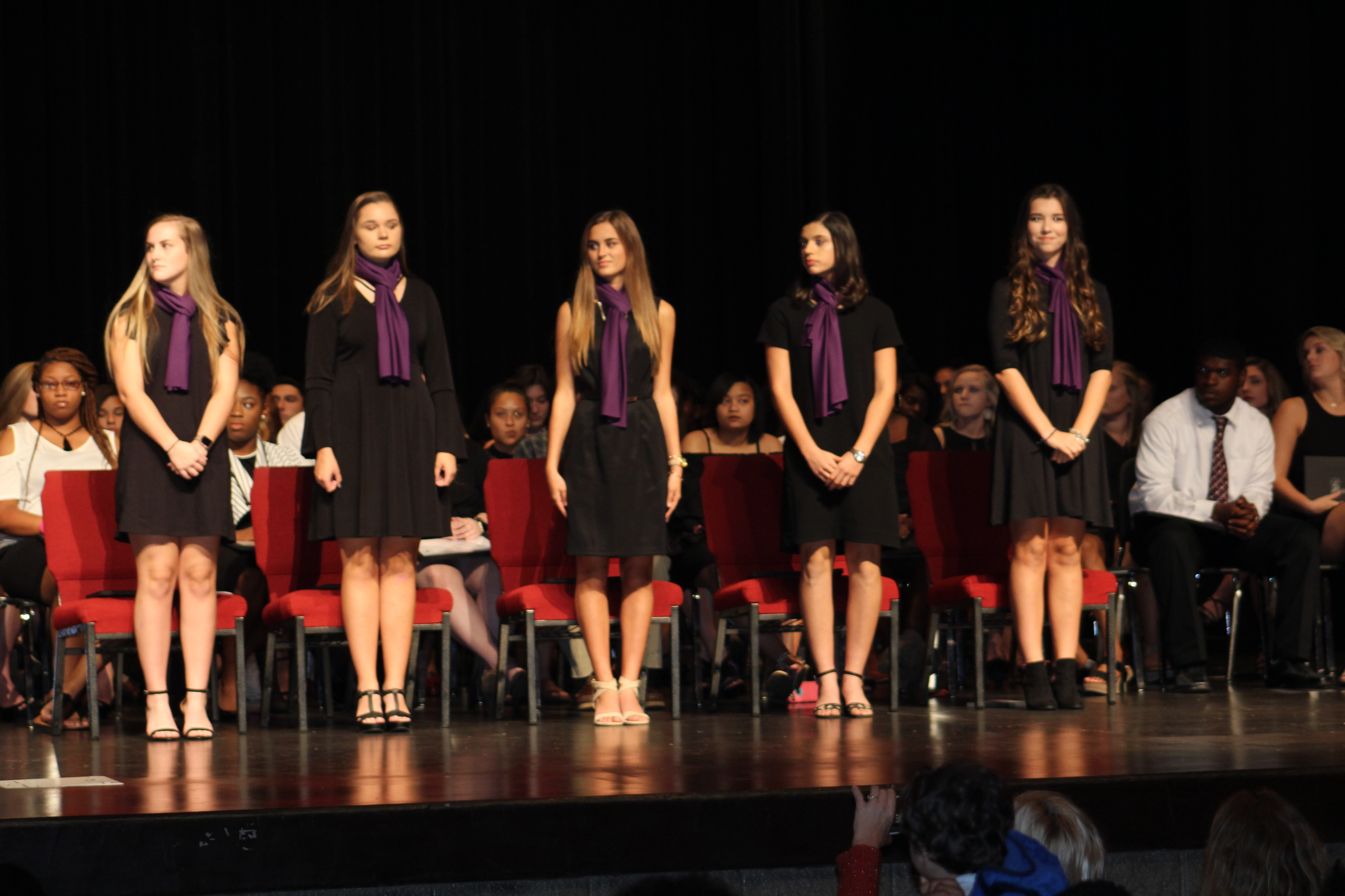 NTHS induction 060