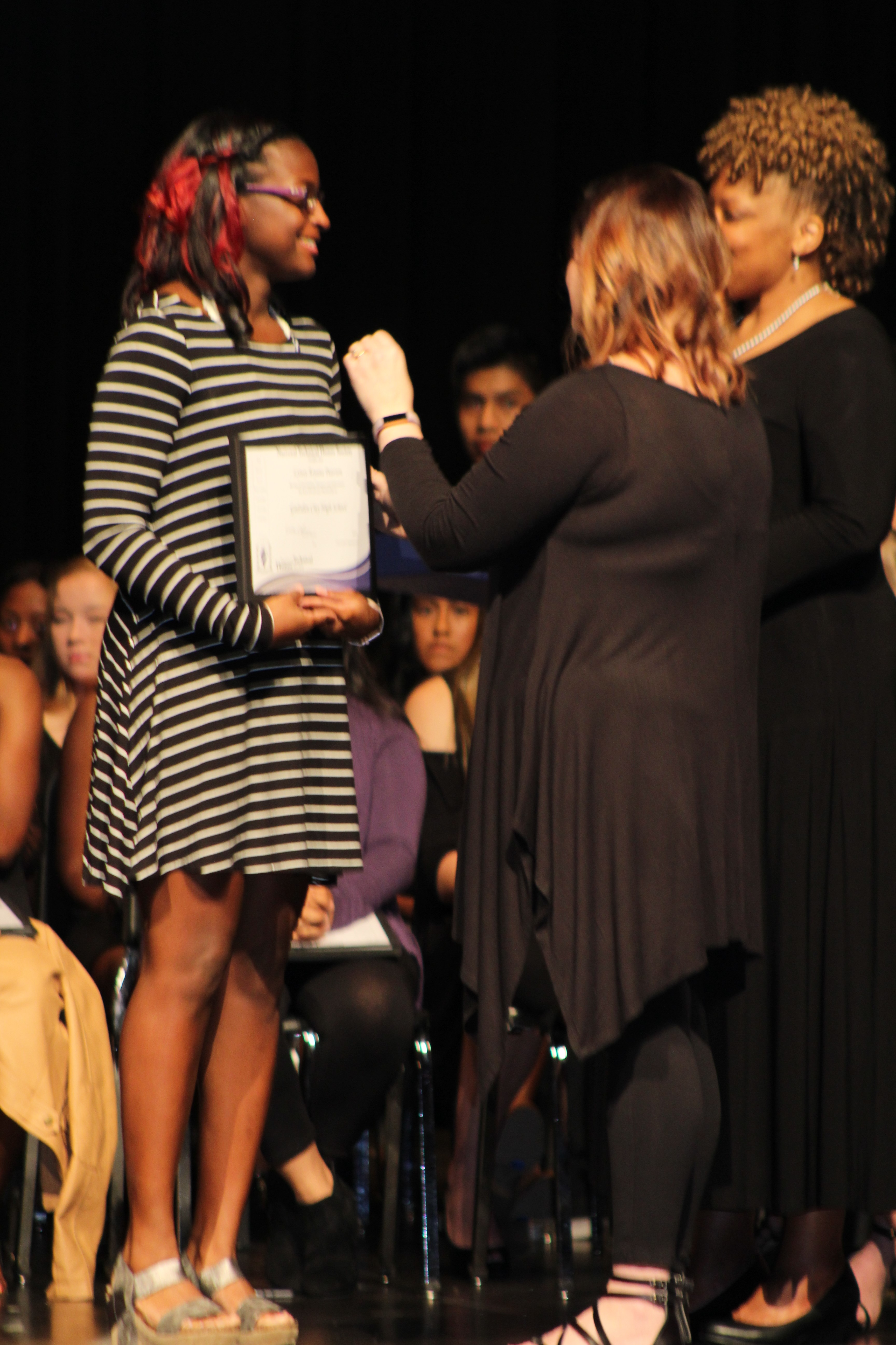 NTHS induction 087