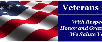Veterans Day Greeting