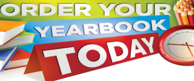 Yearbook Sale-Room B108