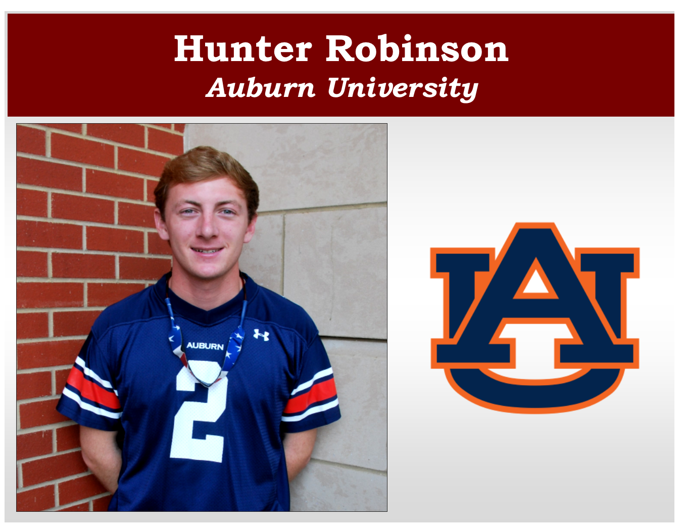 Hunter Robinson
