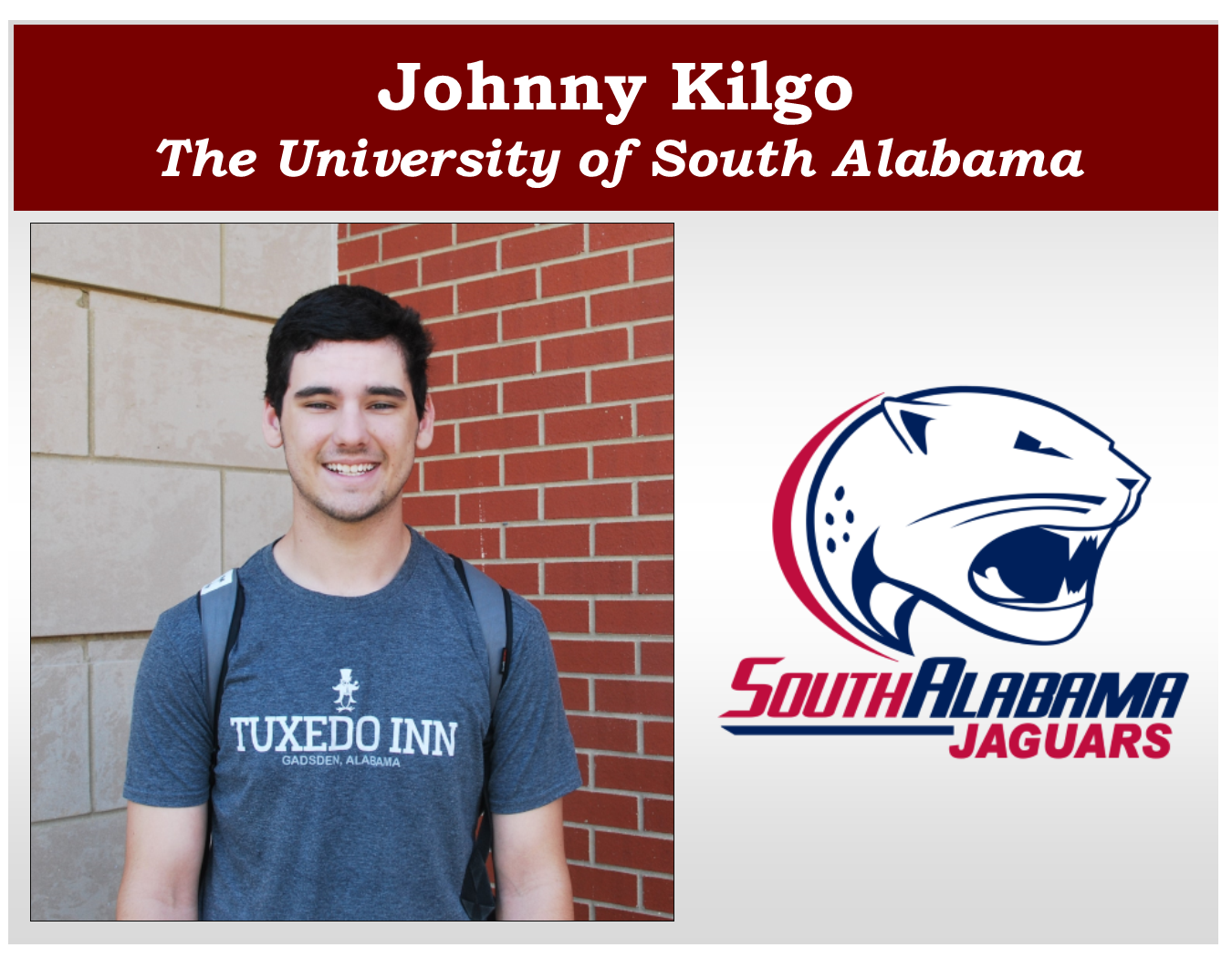 Johnny Kilgo