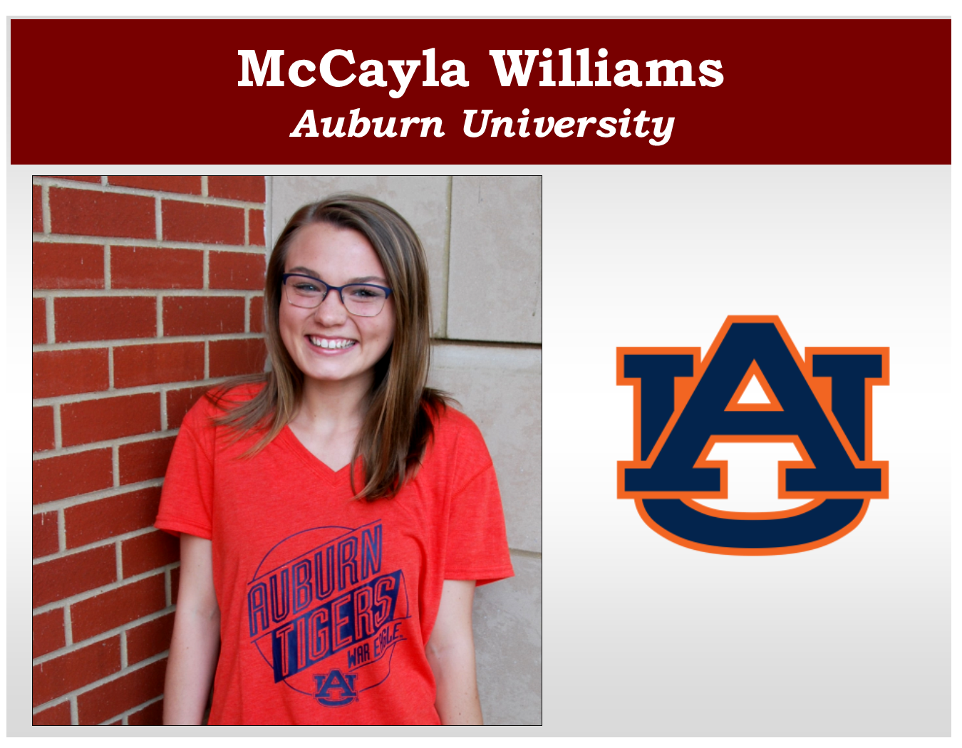 McCayla Williams